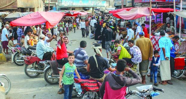 اليمن: (أنصار الله) ترفض استقبال شحنة دقيق أممية لمخالفتها المواصفات