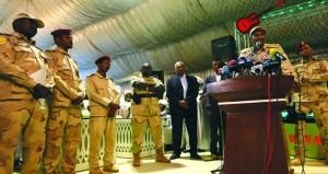 السودان: قادة الاحتجاجات يتمسكون بمجلس ذي رئاسة مدنية