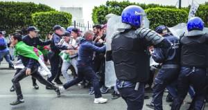 قائد الجيش الجزائري : لا طموحات سياسية لنا