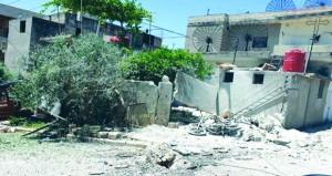 الجيش السوري يدمر أوكارا بريف إدلب .. واعتداءات إرهابية بريف حماة