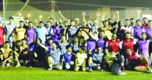 غدا انطلاق البطولة الكروية لموظفي عمانتل بمشاركة ٢٠٠ موظف