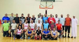 فريق مسقط يتوج بطلا للتجمع الرمضاني الرابع لنجوم كرة السلة