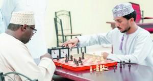 ختام منافسات بطولة الشطرنج بولاية صور