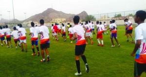 محافظة الظاهرة تستعد لبرنامج صيف الرياضة