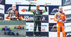 شهاب الحبسي يتوج بلقب الجولة الثالثة في بطولة الفورمولا 4 بإسبانيا