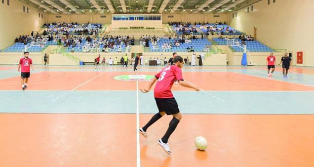 اليوم انطلاق الفعاليات الرياضية الرمضانية للغاز الطبيعي المسال ببطولة خماسيات القدم