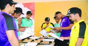 اللجنة المشرفة على برنامج معسكرات شباب الأندية تواصل تحضيراتها المكثفة