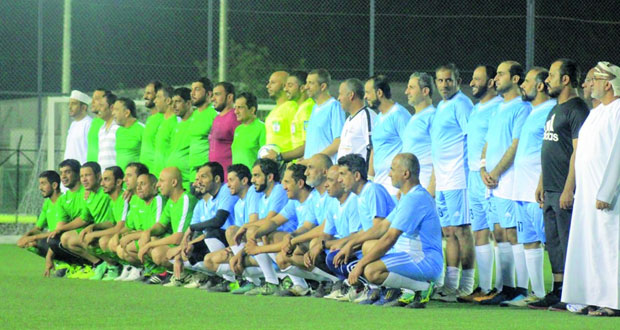 ختام فعاليات الملتقى الرياضي الثالث بمحافظة البريمي