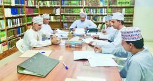 لجنة إدارة المركز الرياضي بالعوابي تعقد اجتماعها الأول
