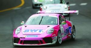 الفيصل الزُبير يُنهي سباق موناكو في المركز العاشر بالترتيب العام والتاسع في ترتيب السائقين