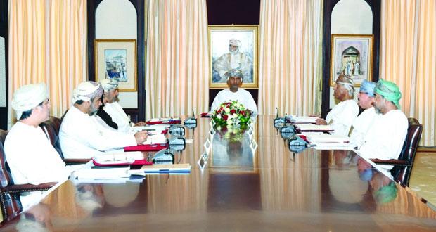 """""""الأعلى للتخطيط"""" يستعرض الموقف التنفيذي لقطاعات خطة التنمية الخمسية التاسعـة والمشاريع الاستراتيجية الكبرى"""