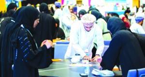 """استعراض أفكار ومشاريع منصة الشباب السبت المقبل إحدى مبادرات رؤية """"عمان 2040″"""