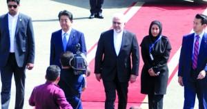 إيران ستطلب من اليابان التوسط بشأن العقوبات النفطية الأميركية