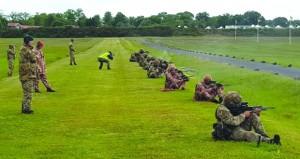 فريق قوات السلطان المسلحة للرماية يشارك في البطولة العسكرية الدولية للرماية ببيزلي