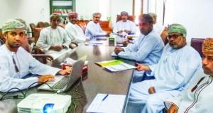 بمشاركة 80 شابا من مختلف أندية السلطنة 13 يوليو القادم انطلاقة معسكر شباب الأندية بمحافظة الداخلية