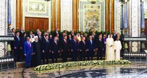 بوتين يدعو في (التعاون وبناء الثقة) تعزيز التعاون في مكافحة الإرهاب