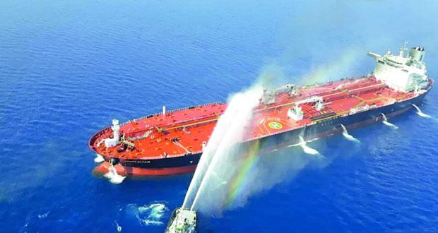 السعودية تدعو لتحرك حاسم لتهديد إمدادات الطاقة العالمية
