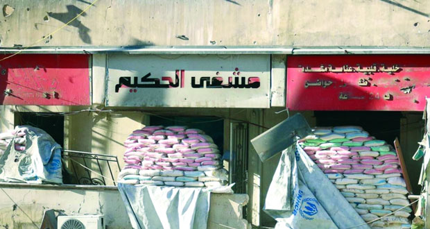"""""""مجانين حلب"""" … اقتناص لحظات """"الألم"""" من أجل """"الفرح"""""""