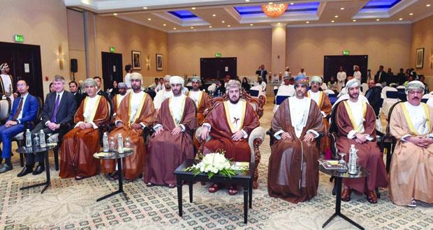 """تدشين أول مصنع """"بولي اكريلاميد"""" بريسوت الصناعية بتكلفة 20 مليون دولار بشراكة عمانية صينية"""