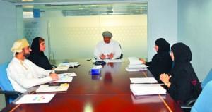 اللجنة الرئيسية لبرنامج شبـــابي تناقش انطلاق البرنامج في مختلف محافظات السلطنة