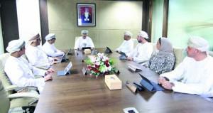 48.6 مليون ريال عماني إجمالي المبالغ المسندة من قبل الجهات الحكومية للمؤسسات الصغيرة والمتوسطة لعام 2018م