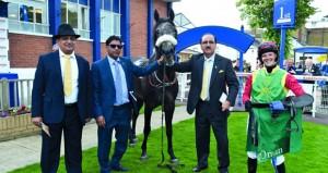 الخيالة السلطانية تتوج بالمراكز الثلاثة الأولى في سباق ويندسور البريطاني