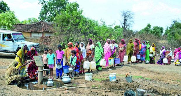 أكثر من ملياري شخص في العالم بدون مياه شرب آمنة