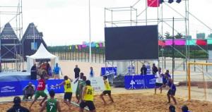 منتخبنا يتعرض لخسارة مفاجئة أمام تايلاند واليوم يلاقي إيران في مباراة مصيرية