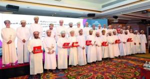 وزارة الشؤون الرياضية تكرم المبادرات الفائزة في جائزة مبادرون