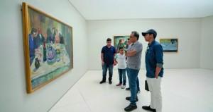 """صرخة """"إدفارد مونك"""" تحط في مركز الملك عبدالعزيز الثقافي العالمي"""