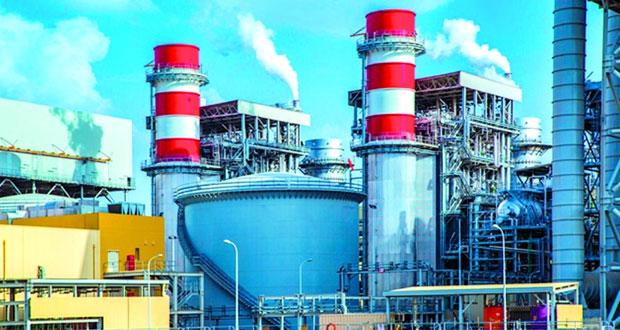 بدء التشغيل التجاري لمحطة إنتاج كهرباء عبري بتكلفة بلغت 384 مليون ريال عماني
