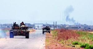 الجيش السوري يصد هجوما إرهابيا ويقتل عشرات المسلحين