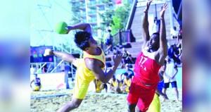 اليوم منتخبنا الوطني لكرة اليد الشاطئية يواجه المنتخب القطري على لقب البطولة الآسيوية بالصين