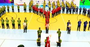 افتتاح معسكر شباب الأندية بمحافظة مسقط وسط مشاركة وتفاعل كبير بمجمع ببوشر