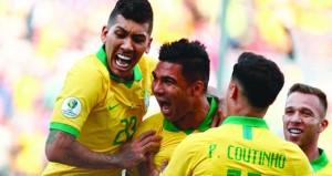 البرازيل تثأر من بيرو بخماسية نظيفة وتتأهل لدور الثمانية في كوبا أميركا