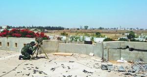 ليبيا: (الوفاق) تعلن عن عودة الملاحة في مطار معيتيقة