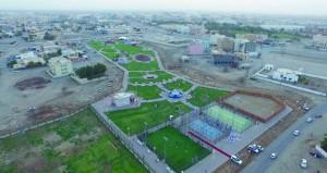 17 حديقة ومتنزها تستقطب زوار وقاطني ولاية صحار