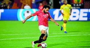 في كأس الأمم الإفريقية: مصر تنتظر الفوز الثاني… والهدف الأول لصلاح