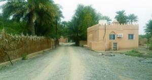 احياء سكنية ببلدة الدريز في عبري تنتظر رصف طرقها الداخلية