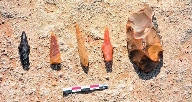 """""""التراث والثقافة"""" تنفذ تنقيبات جيولوجية وأثرية تعود إلى العصرين الحجريين القديم والحديث في ولاية المزيونة بظفار"""