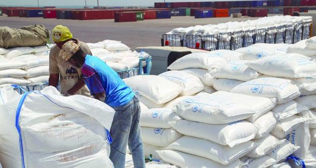 اليمن : مساعدات دولية لـ30 ألف تضرروا من الفيضانات