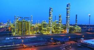 ارتفاع إنتاج المصافي والصناعات البترولية في السلطنة بنسبة 3%