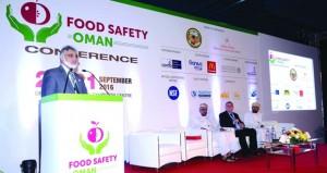 تواصل الاستعدادات لتنظيم مؤتمر عُمان الدولي لسلامة الغذاء 2019