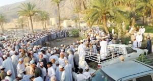 استعدادات مبكرة للعيد