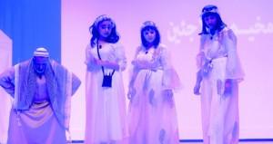 """""""بلقيس طائر السلام"""" تُعلي قيم التسامح والمحبة في عروض مسرح قطر الوطني"""