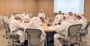 الهيئة العامة للتعدين تشارك في اجتماع لجنة مسؤولي الثروة المعدنية بدول المجلس