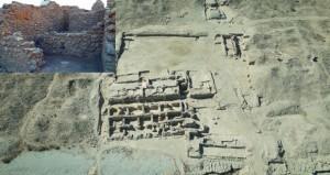 """""""التراث والثقافة"""" تنهي المرحلة الخامسة من أعمال الترميم بمدينة قلهات الأثرية"""