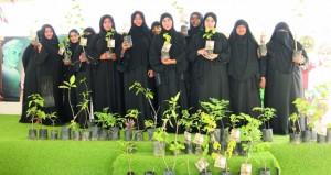 السلطنة تحتفل باليوم العالمي لمكافحة التصحر