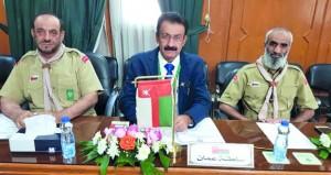 السلطنة تختتم مشاركتها في اجتماعات اللجنة التنظيمية لرواد الكشافة والمرشدات الخليجي بالكويت