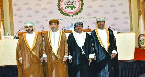 مجلسا الدولة والشورى يشاركان في أعمال الجلسة الرابعة للبرلمان العربي بالقاهرة